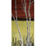 &quot;Birch&quot; Original Painting